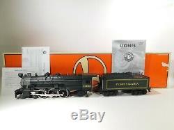 Lionel O Gauge Pennsylvania K-4 Steam Locomotive & Tender #6-28023 C#TOT1