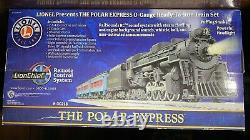 Lionel Polar Express Lionchief Remote Control Train Set O Gauge 6-30218
