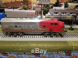 Lionel Postwar 2333 Santa Fe F3 AA (POWER/DUMMY) Diesel Engines O Gauge