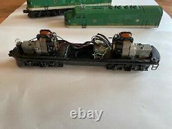 Lionel Postwar O Gauge F3 ABA Set 2356 Southern Locomotive