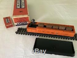 Lionel Postwar Trains 2291w Super O Gauge Rio Grande F3 diesel freight set