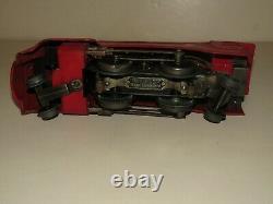 Lionel Pre-War O-gauge RED 264E Commodore 265W Tender