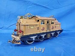 Lionel Prewar Standard Gauge Original 408E Original Locomotive State Set