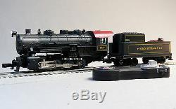 Lionel Prr Flyer Lionchief Bluetooth Steam Engine & Tender O Gauge 6-83984-e New