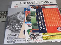 Lionel Sp Rising Sun Lionchief Bluetooth Engine & Tender O Gauge 6-84726-e New