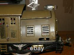 Lionel Standard Gauge 10 Electric Engine Mojave Good Engine Look Runs Wow