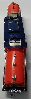 Lionel Standard Gauge 11-2034-1 Std. GaugeBig Brute Engine W 4 Cars BROKEN AS IS