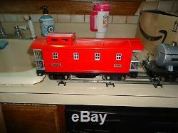 Lionel Standard Gauge 377W Train Set
