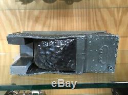 Lionel Standard Gauge 385E Basket Case! Loco and Tender for Parts