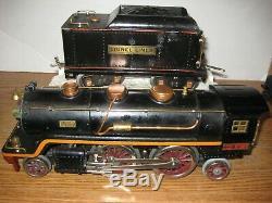 Lionel Standard Gauge 390E & 390T (314)