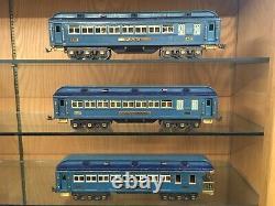 Lionel Standard Gauge 400E Blue Comet Set VG