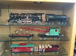 Lionel Standard Gauge 400E Work Train O. B. Ex+/LN