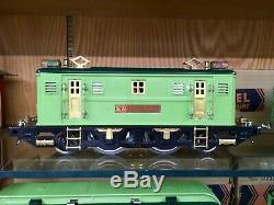 Lionel Standard Gauge 9E Stephen Girard Set with 424, 425, 426 Cars and OB