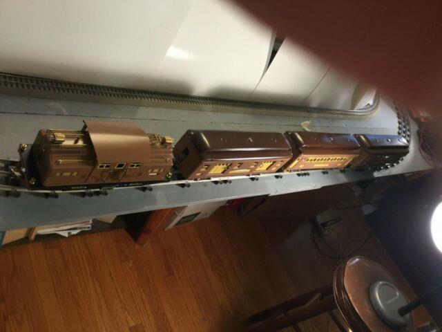 Lionel Standard Gauge Baby State Train Set Reduced Price From $775 To $675
