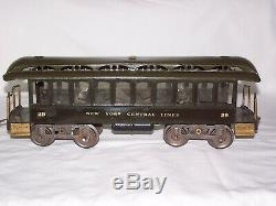 Lionel Standard Gauge Early #29 Day Coach