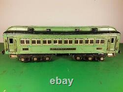 Lionel, Standard Gauge, Three Car Stephen Girard Passenger Set, 424 425 426