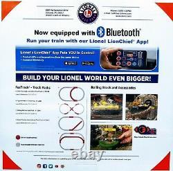 Lionel Thomas & Friends James LionChief O-Gauge Train Set with Bluetooth (1823020)