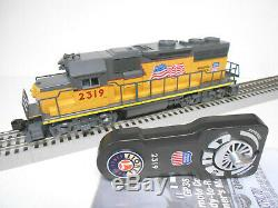 Lionel Union Pacific American Proud Lionchief Gp38 Diesel O Gauge Train Remote