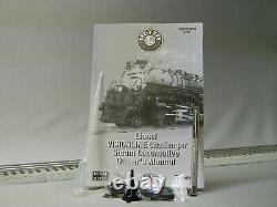 Lionel Union Pacific Visionline Challenger Locomotive #3985 O Gauge 1931260 New