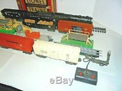 Lionel Vintage O Gauge Train Set