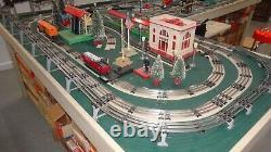 Lionel o Gauge operating layout