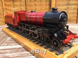 Live steam gauge 1 LNER 1926 4-6-0 steam locomotive
