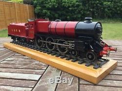 Live steam locomotive gauge 1