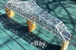 M1910' Bridge KIT 2 tracks HO gauge, Make & Offer @ $300.00 + S&H SALE