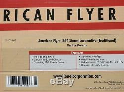 MTH 11-1014-OE Standard Gauge American Flyer 4694 Iron Monarch 586607