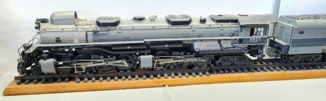Mth 1 Gauge 4-6-6-4-4-69 Steam Locomotive Union Pacific X3977