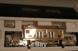 MTH Gold Plated Standard Gauge Millennium Electric Locomotive