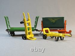 MTH LIONEL LINES TINPLATE STANDARD GAUGE No 163 FREIGHT ACCESSORY 11-90129 NEW
