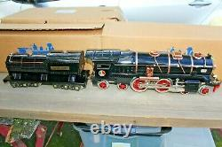 MTH Lionel 400E Standard Gauge Locomotive Black with Brass Trim Lionel Plates
