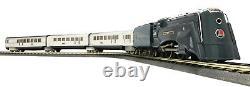 MTH Lionel Corp. Tinplate 295E O Gauge D/C Steam Passenger Set PS2 11-6030-1