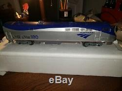 MTH Premier 20-2528-1 Amtrak Genesis Phase V Diesel Engine withproto 2.0 O-Gauge