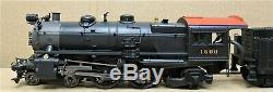 MTH Premier 20-3038-1 PRR/Pennsylvania 4-4-2 Atlantic Steam Engine withPS2 O-Gauge