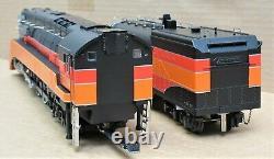 MTH Premier 20-3752-1 GS-4 SP Daylight 4-8-4 Steam Engine withPS3 O-Gauge 3-R NIB