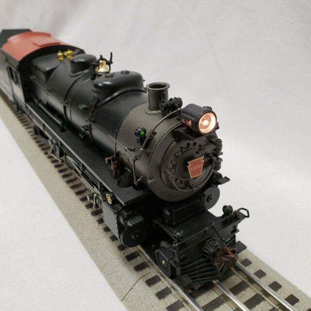 Mth Premiere O-gauge Prr 4-4-2 Atlantic Steam Engine 20-3038-1 Ps2 Tested