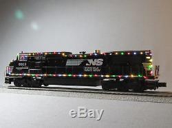 MTH RAIL KING NS DASH 8 DIESEL PROTO 3.0 LED LIGHTS O GAUGE train 30-20472-1 NEW