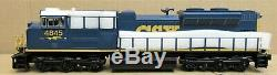 MTH RailKing 30-4224-1E CSX SD-70ACe MAC Diesel Engine withPS3 O-Gauge LNOS