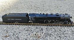 MTH RailKing 70-3001-1 NYC 4-6-4 J-3a Hudson Steam Engine WithProto Sound G-Gauge
