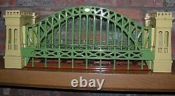 MTH Standard O Gauge #300 HellGate Bridge (Lionel American Flyer) / Original Box