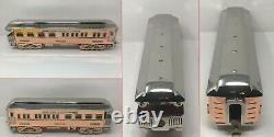 MTH Tinplate Traditions Std. Gauge Copper & Nickel Prosperity Special Set