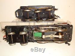 Marklin Gauge One-LNWR 4-4-0 Precursor Tender Loco-B/L12v mech-excellent c1911