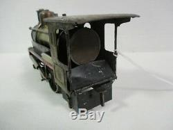 Marklin O Gauge Live Steam Engine Locomotive Vintage Model Train Railway B3