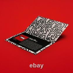 Märklin X Keith Haring Messagewagons Gauge H1 Art is for everybody