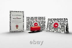 Märklin X Keith Haring Messagewagons Gauge H1 Art is for everybody Spur 1