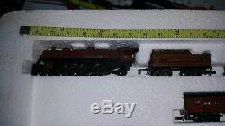 Marklin Z Gauge Starter Set 81466 Pennsylvania TRANSFORMER Steam Locomotive