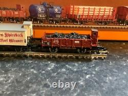 Marklin spur z scale/gauge. DRG Freight Train Set. Rare