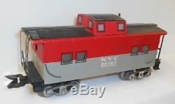 Marx O gauge 3/16 333 Locomotive with 13549, 2532, 254000 & 20102. VERY NICE
